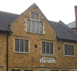 Market Harborough Theatre Logo