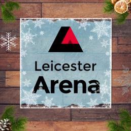 Leicester Arena Logo