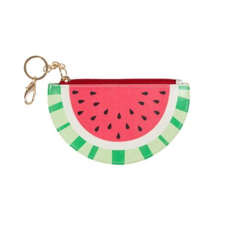 Tropical Watermelon Keyring Coin Purse: £6.50!