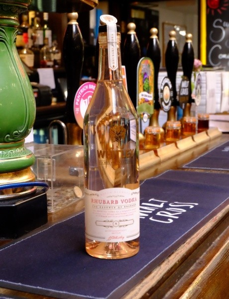 Here's another of our new guest spirits but this one isn't a gin... perfect for summer!