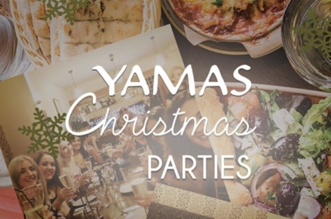 Christmas party season is here