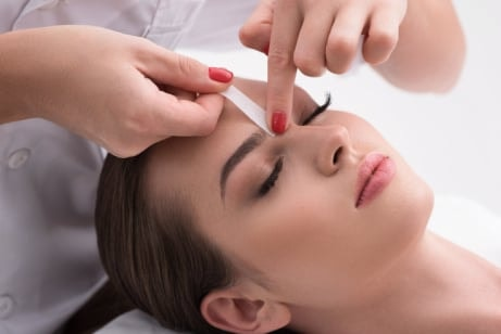 Full Facial Wax for just £35.00!