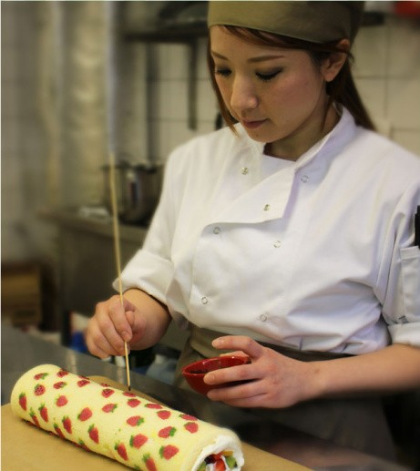 We have a wonderful Oriental Bakery, come and try some of our sweet treats!