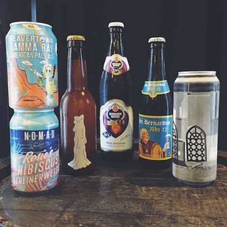 WORLD CUP MIXED CASE – 6 X INTERNATIONAL BEERS £25.00