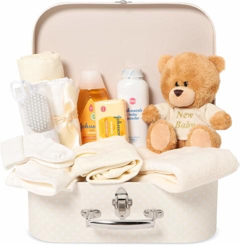 WIN a Newborn Baby Hamper with Baby Essentials!