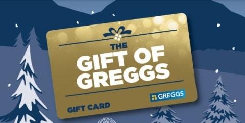 WIN a £30.00 Greggs Gift Card!