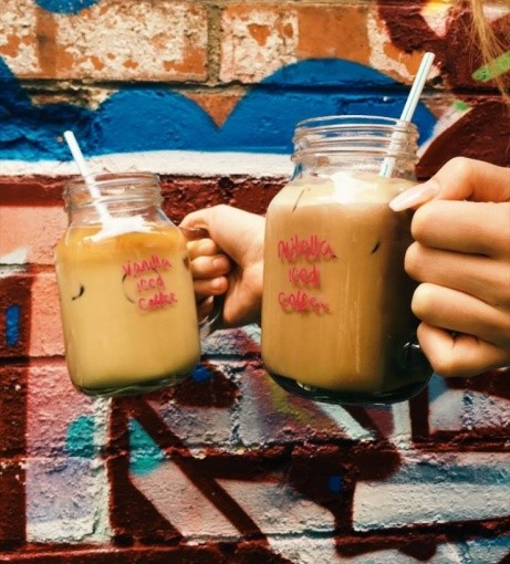 We LOVE iced coffee - choose a flavour and enjoy!