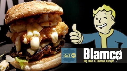 As part of vAuLT Week, we have an epic burger for all you Vault Dwellers!