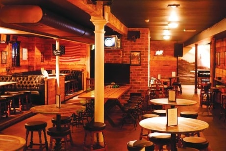 Did you know we have a Tavern Bar located underneath our restaurant?