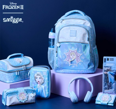 WIN - The Elsa Bundle in Smiggle's Limited Edition Frozen 2 Collab!