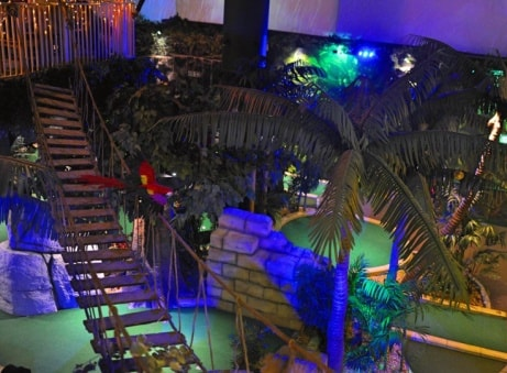 Head to Lost City Adventure Golf for a weekday adventure!
