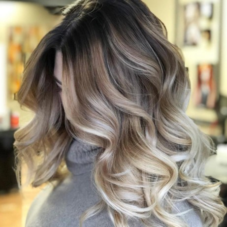 Balayage with stunning results from £65.00!