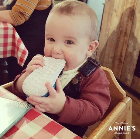 Kids Friendly! We want you to enjoy your meal with the kids.