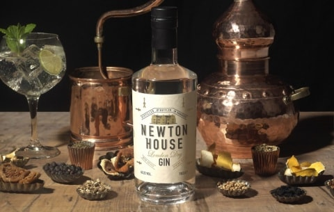 NEW LISTINGS - Newton House Gin: £35.36!