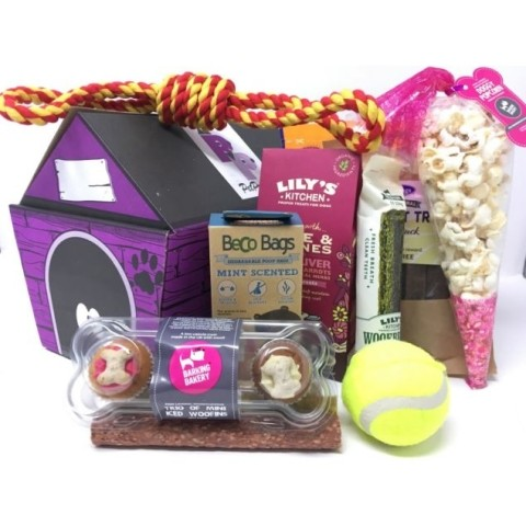 WIN an Ultimate Dog Treat and Toy Hamper!