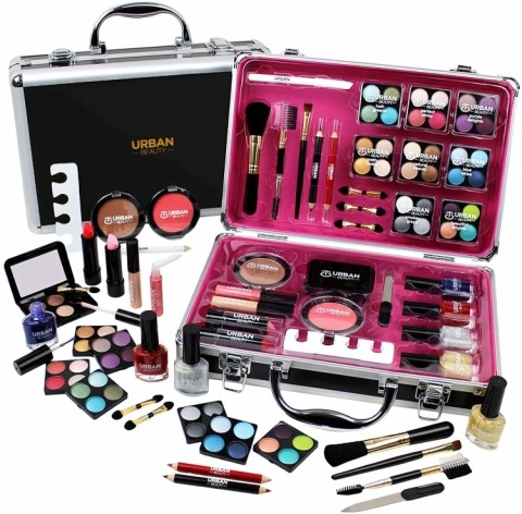 WIN a 57 Piece Professional Vanity Cosmetic Make Up Case!