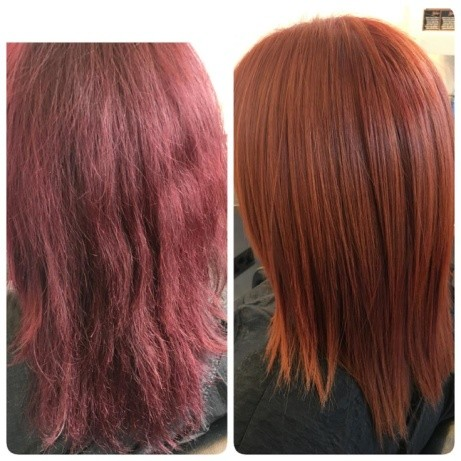 Keratin hair treatment is a MUST for anyone with damaged hair - Book now!