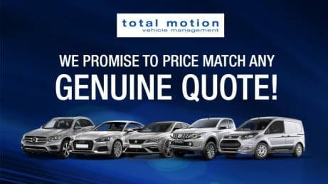 We promise to price match any genuine leasing quotation across all makes and models of vehicles!