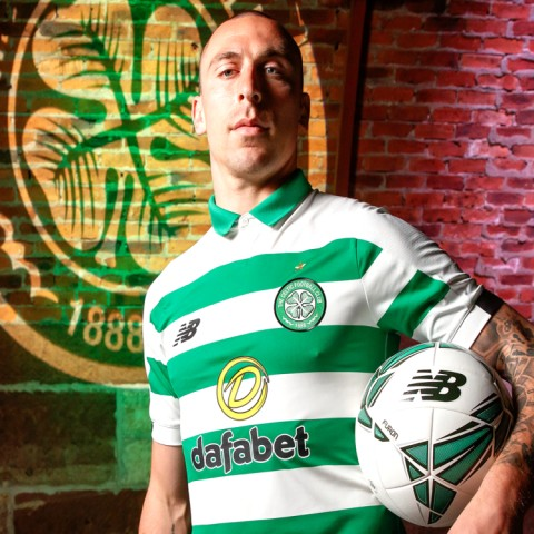 WIN- Celtic Men's Home Shirt 19/20