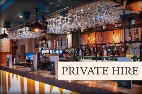 Private Hire at Fat Cat!