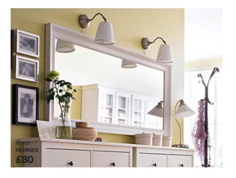 Find mirrors that reflect your style online and in-store today!