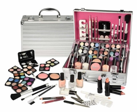 WIN a 64 Piece Makeup Vanity Case by Urban Beauty!