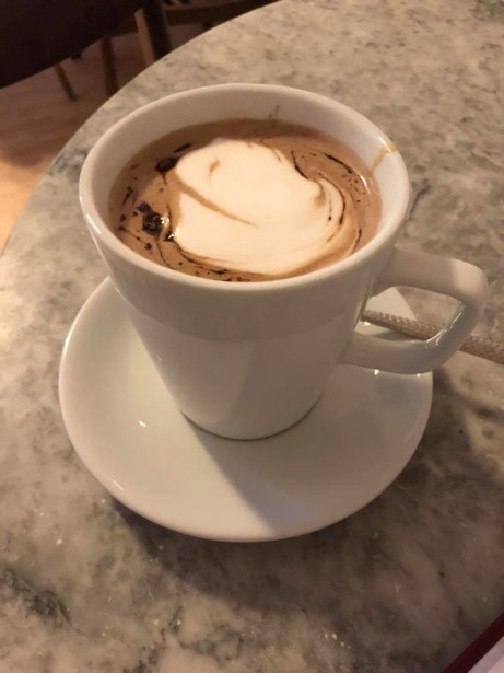 Enjoy a creamy Hot Chocolate today in one of our Nottingham stores!