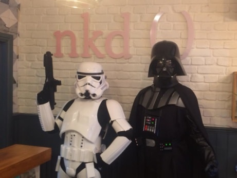 Non-judgement and confidential waxing at NKD Waxing!