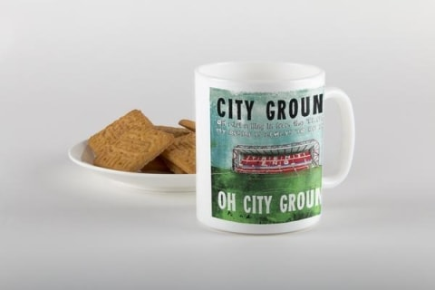 City Ground Mug