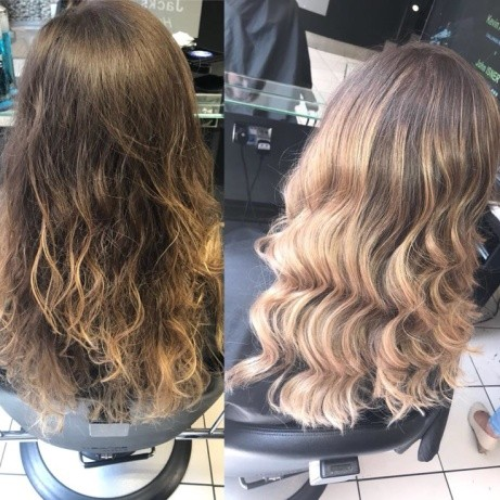 Colour and shine by Tiann - Call to book!