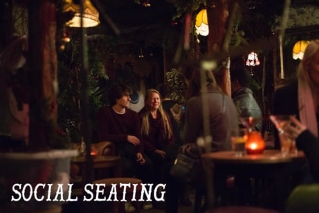 Right then you sociable bunch...who's ready for this weeks installment of Social Seating?!