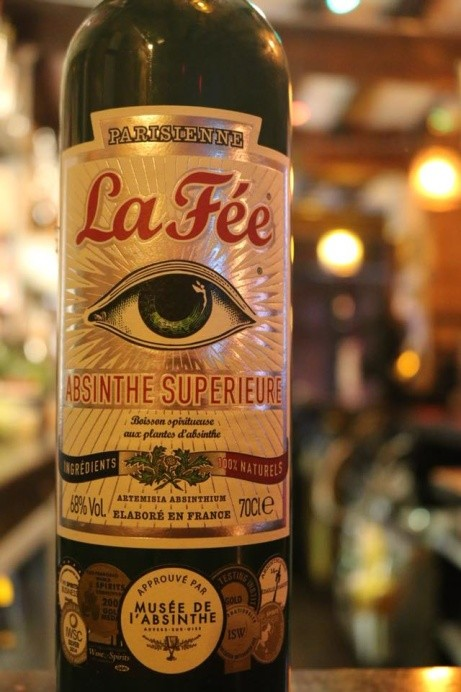 How do like your absinthe?  Neat? Shot? On ice with caramelized sugar and soda?