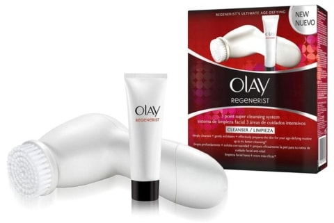 WIN the Olay Regenerist 3 Point Super Anti Ageing Cleansing System!
