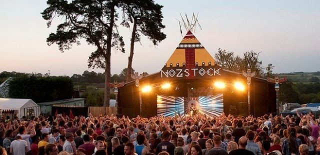 Nozstock: The Hidden Valley Festival 2018
