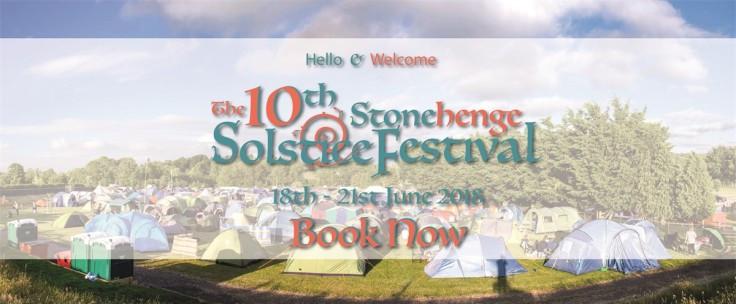 Summer Solstice Festival 2018