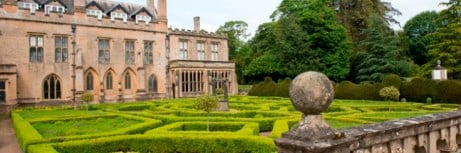Summer at Newstead Abbey - Kids go free around the House