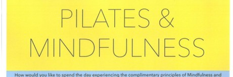 Pilates and Mindfulness Workshop