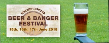 BEER & BANGER FESTIVAL 2018