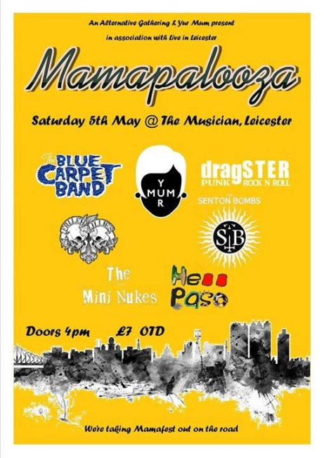 Mamapalooza Leicester after party at Duffy's