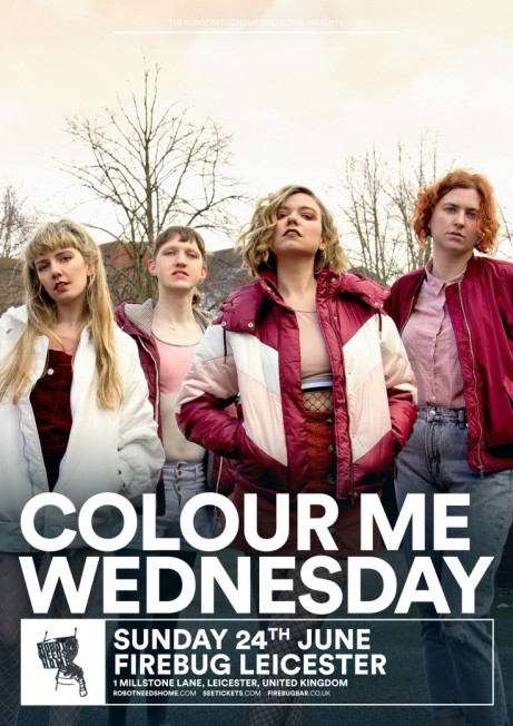 Colour Me Wednesday & Sweetbellechobaby at Firebug, Leicester!
