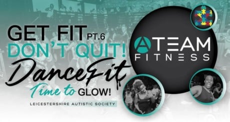 Get Fit, Don't Quit P 6 (LAS) Time To Glow