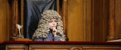 Take part in a fun fairy tale courtroom workshop which puts fairy tale characters on trial