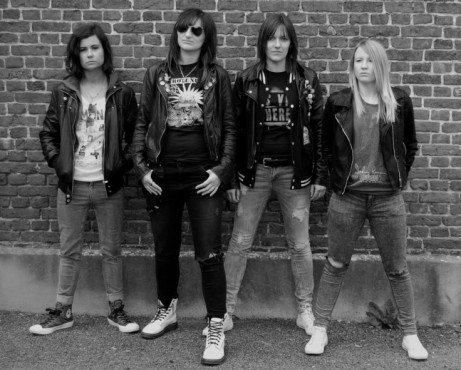 The Ramonas – All Female Tribute to The Ramones