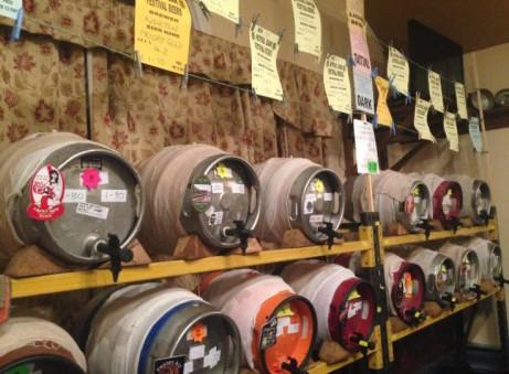 The Royal Oak's Beer Festival