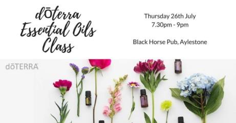 DōTERRA Essential Oils Introductory Class