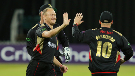 Leicestershire Foxes V Durham Jets