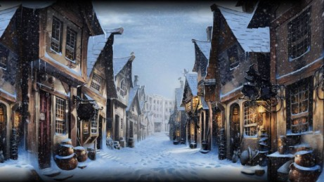 Dumbledore's Christmas Market