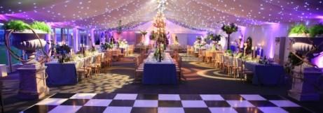 Conservatory Luton Hoo Walled Garden Wedding Fair