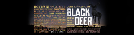The Black Deer Festival of Americana and Country