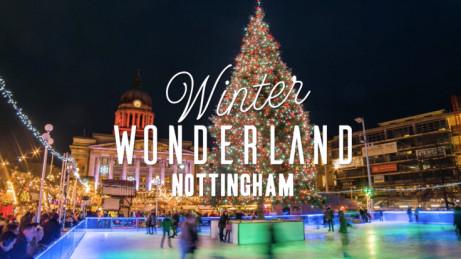 Nottingham Winter Wonderland 2017